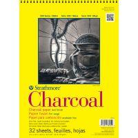Strathmore Acid Free Charcoal Paper Pad   NOTM136486