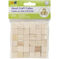Krafty Kids Wood Craft Cubes NOTM203754