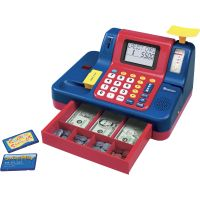 Learning Resources Teaching Cash Register LRNLER2690