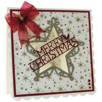 Tonic Studios Essentials Christmas Sentiments Die NOTM250566