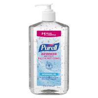 PURELL Advanced Instant Hand Sanitizer, 20oz Pump Bottle GOJ302312EA