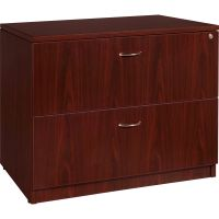 Lorell Essentials Lateral File Cabinet LLR69399