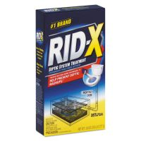 RID-X Septic System Treatment Concentrated Powder, 9.8 oz RAC80306EA