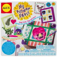 ALEX Toys My Flower Press Kit NOTM413117