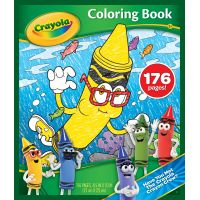 Crayola Coloring Book NOTM435809