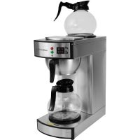 CoffeePro Twin Warmer Institutional Coffee Maker CFPCPRLG2