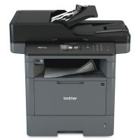 Brother MFC-L5900DW Wireless Monochrome All-in-One Laser Printer, Copy/Fax/Print/Scan BRTMFCL5900DW