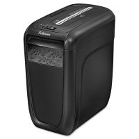 Fellowes Powershred 60Cs Light-Duty Cross-Cut Shredder, 10 Sheet Capacity FEL4606001