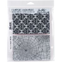 "Tim Holtz Cling Stamps 7""X8.5"" NOTM092425"