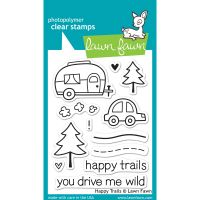 """Lawn Fawn Clear Stamps 3""""X4"""" NOTM324259"""
