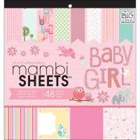 MAMBI Specialty Cardstock Pad  NOTM012490