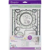 Hunkydory Moments & Milestones A4 Topper Set NOTM392319