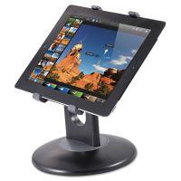 """Kantek Stand for 7"""" to 10"""" Tablets, Swivel Base, Plastic, Black KTKTS710"""