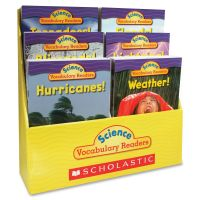 Scholastic Science Vocabulary Readers: Wild Weather SHS0545015987