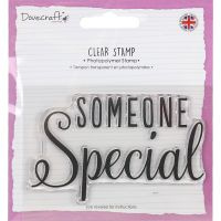 Dovecraft Clear Stamp NOTM040635