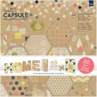 """Papermania Double-Sided Paper Pack 12""""X12"""" 36/Pkg NOTM385775"""