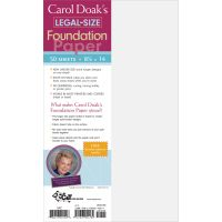 Carol Doak's Legal Size Foundation Paper NOTM088264