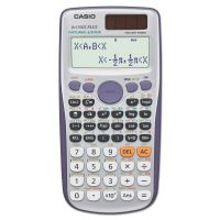 Casio FX-115ESPLUS Advanced Scientific Calculator, 10-Digit Natural Textbook Display CSOFX115ESPLUS