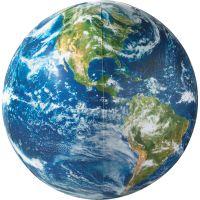 "Pacon Inflatable 16"" Diameter EarthBall Globe PAC73626"