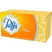 Puffs White Facial Tissue, 2-Ply, 180 Sheets, PGC87611BX
