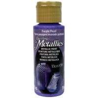 Deco Art Purple Pearl Dazzling Metallics Acrylic Paint NOTM135041