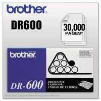 Brother DR600 Drum Unit, Black BRTDR600
