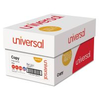 Universal Copy Paper, 92 Brightness, 20 lb, 11 x 17, White, 2500 Sheets/Carton UNV28110
