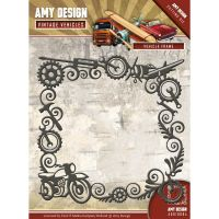 Find It Trading Amy Design Vintage Vehicles Die NOTM369956