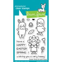 """Lawn Fawn Clear Stamps 3""""X2"""" NOTM366807"""
