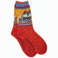 Laurel Burch Socks NOTM086188