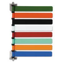Medline Room ID Flag System, 8 Flags, Primary Colors MIIOMD291718