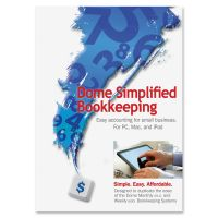 Dome Simplified Bookkeeping Software DOM00114