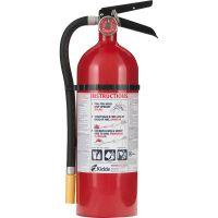 Kidde ProLine Pro 5 MP Fire Extinguisher, 3 A, 40 B:C, 195psi, 16.07h x 4.5 dia, 5lb KID466112