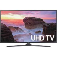 "Samsung 6300 UN40MU6300F 40"" 2160p LED-LCD TV - 16:9 - 4K UHDTV - Black, Dark Titan SASUN40MU6300F"