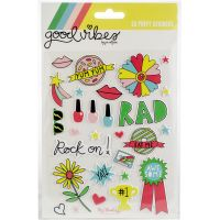 Good Vibes Puffy Stickers NOTM361413
