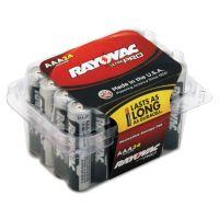 Rayovac Ultra Pro Alkaline Batteries, AAA, 24/Pack RAYALAAA24PPJ