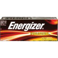 Energizer Industrial Alkaline Batteries, AAA, 24 Batteries/Box EVEEN92