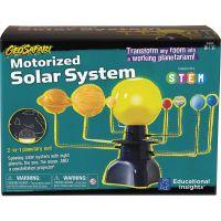 Educational Insights GeoSafari Motorized Solar System EII5287