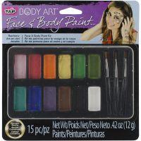 Tulip Body Art Face & Body Paint Kit NOTM159292