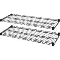 Lorell Extra Industrial Wire Shelves LLR69139