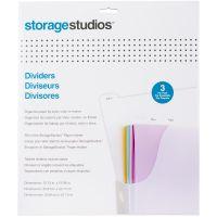 Storage Studios Tabbed Dividers W/Labels NOTM253162