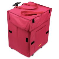 Dbest Smart Travel/Luggage Case for Laundry, Grocery, Book - Red DBE01002