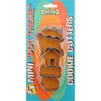 Cookie Cutters 5/Pkg NOTM405781