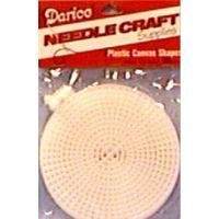 Darice Plastic Circle Canvas   NOTM052370