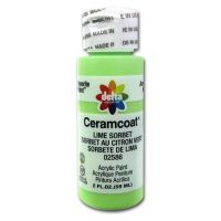 Ceramcoat Lime Sorbet Acrylic Paint   NOTM263957