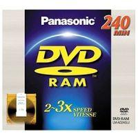 Panasonic 3x DVD-RAM Double-Sided Media SYNX3256904