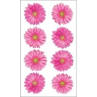 Sticko Photo Flowers Stickers NOTM473434