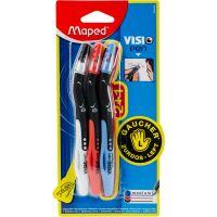 Visio Left Handed Pen 3/Pkg NOTM351367