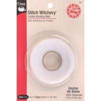 Stitch Witchery Fusible Bonding Web Narrow NOTM102392