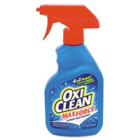 OxiClean Max Force Laundry Stain Remover, 12oz Spray Bottle CDC5703700070EA